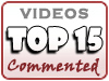 Top 15 Commented