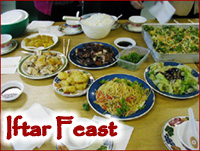 An Iftari Feast article at DesiRecipes.com