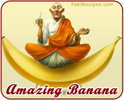 The Amazing Banana article at DesiRecipes.com