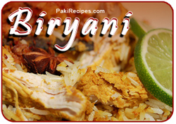 Little About Biryani article at DesiRecipes.com