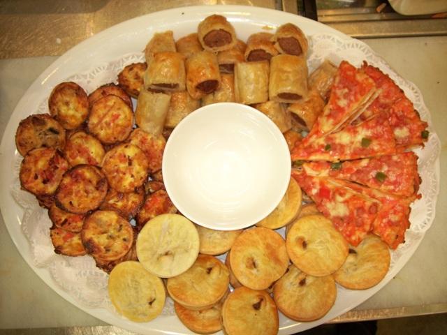 Bread Pakoras Special