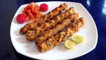 Shahi Seekh Kabab Special
