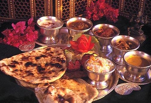 Eid-Ul-Adha Kaleji Meal