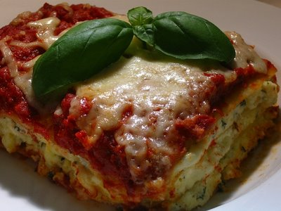 how to cook a lasagna from scratch