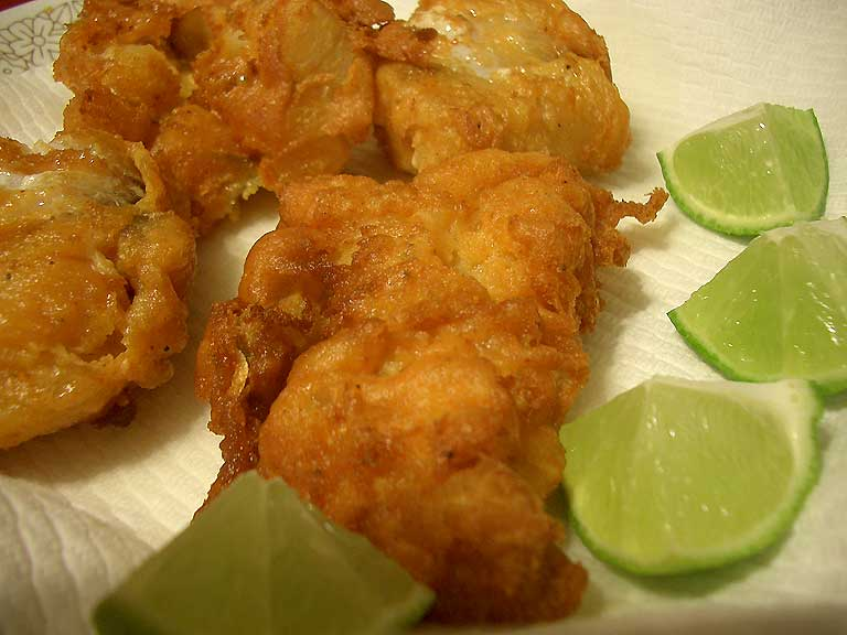 Batter fried fish recipe at desirecipes for Fried fish nutrition