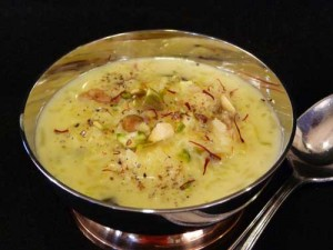Badam Ki Kheer at DesiRecipes.com