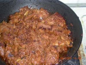 Handi Kabab at DesiRecipes.com