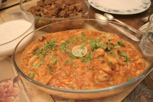 Murgh Madrasi at DesiRecipes.com