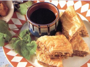 Easy Homemade Baklava at DesiRecipes.com