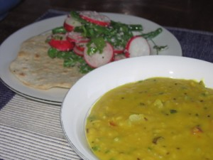 Mango Dhal at DesiRecipes.com