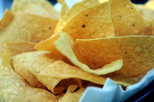 Corn Chips at DesiRecipes.com
