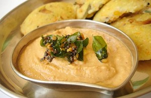 Peanut Chutney at DesiRecipes.com