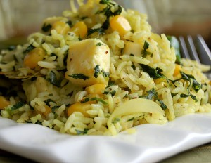 Shahi Pilaf at DesiRecipes.com