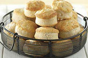 Buttermilk Biscuits at DesiRecipes.com