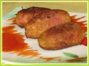 Fish Cutlets at DesiRecipes.com