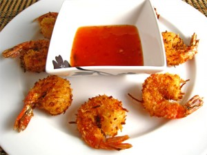 Coconut Shrimp at DesiRecipes.com