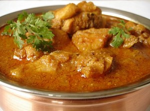 Cream Wali Murghi (Creamy Chicken Curry) at DesiRecipes.com