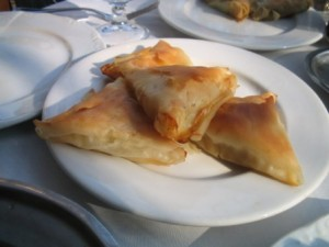 Cheese Parcels at DesiRecipes.com