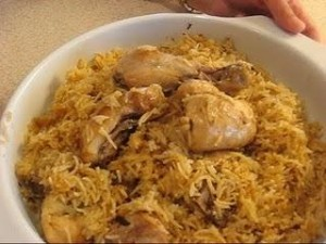 Junglee Pulao at DesiRecipes.com