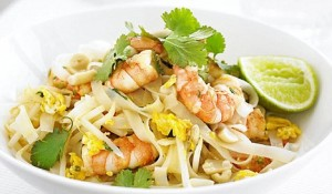 Thai Noodles at DesiRecipes.com