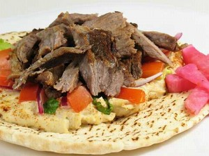 Shawarma at DesiRecipes.com