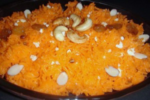 Zarda Rice (Meethey Chawal) at DesiRecipes.com