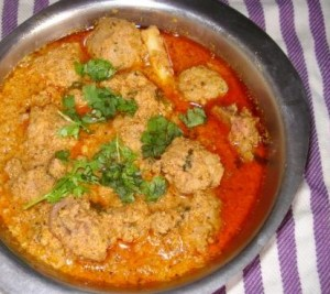 Masalah Dar Kofta at DesiRecipes.com