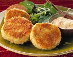 Sweet Bread Cutlets at DesiRecipes.com
