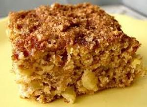 Quick Coffee Cake at DesiRecipes.com