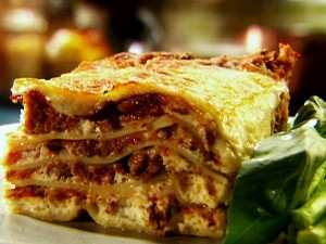 Easy Lasagna Recipe at DesiRecipes.com