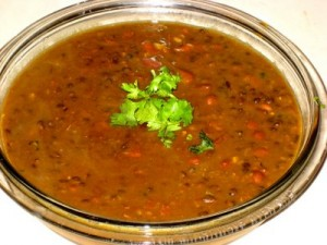Daal Mekhani at DesiRecipes.com