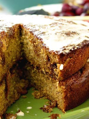 Banana Cake at DesiRecipes.com