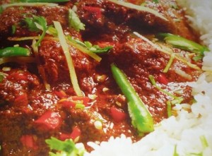 Mutton Mirch at DesiRecipes.com
