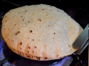 Chappati at DesiRecipes.com