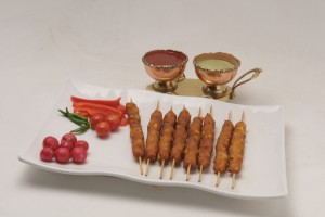 Cocktail Kababs at DesiRecipes.com