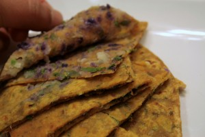 Arabi Paratha at DesiRecipes.com