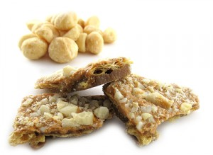 Walnut Toffee at DesiRecipes.com