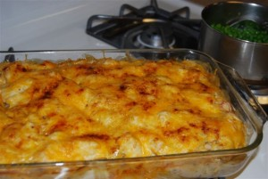 Chicken Mornay at DesiRecipes.com