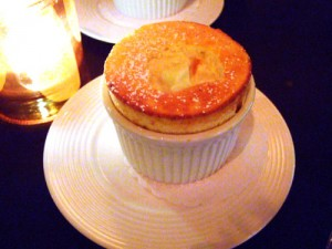 Chilled Pineapple Souffle at DesiRecipes.com