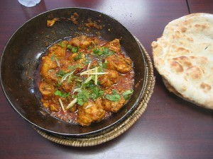 Basic Chicken Karahi at DesiRecipes.com