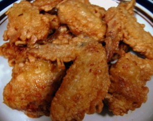 Extra Tasty Crispy Chicken at DesiRecipes.com