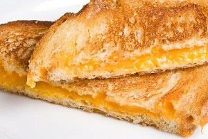 Grilled Cheese Sandwich at DesiRecipes.com