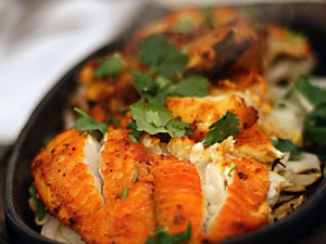 Fish Tandoori recipe