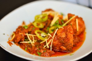Spicy Chicken Karahi at DesiRecipes.com