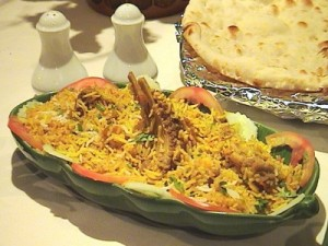 Mutton Biryani at DesiRecipes.com