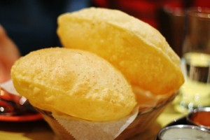 Poori at DesiRecipes.com