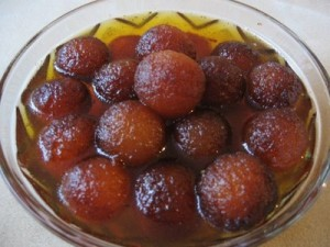 Very Easy Gulab Jaman at DesiRecipes.com