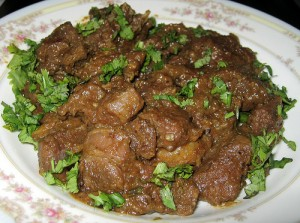 Mutton Shahi