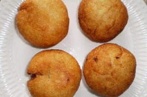 Nankhatai at DesiRecipes.com