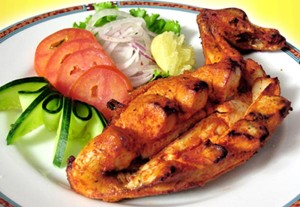 Chicken Tikka at DesiRecipes.com
